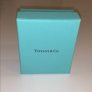 100% authentic Tiffany & CO box